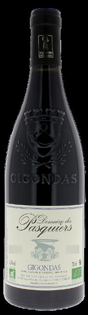 GIGONDAS DOMAINE DES PASQUIERS BIO 2019